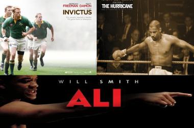 Películas de deporte basadas en la vida real