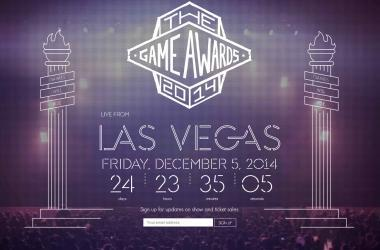 Conoce los nominados a The Game Awards 2014