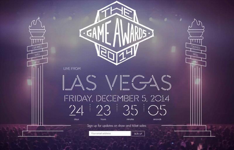 Conoce los nominados a The Game Awards 2014