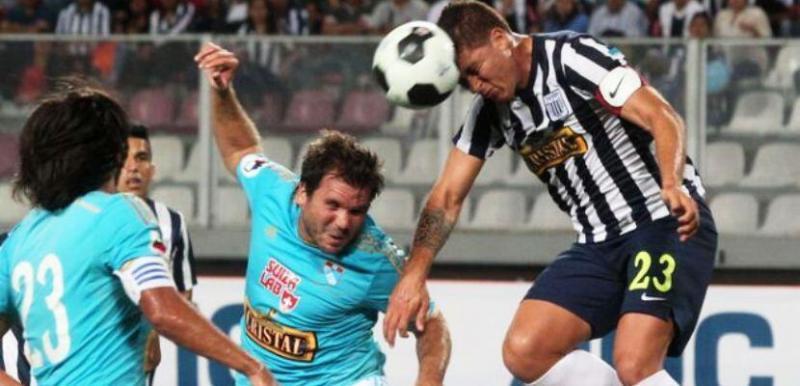 Goles Cristal Alianza Clausura