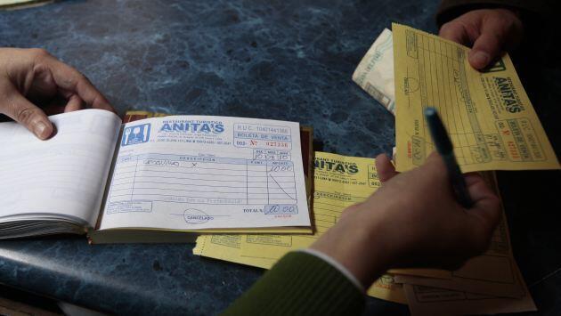 impuesto a la renta y evasión tributaria
