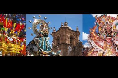Fiesta de Virgen de la Candelaria ya es patrimonio de la humanidad