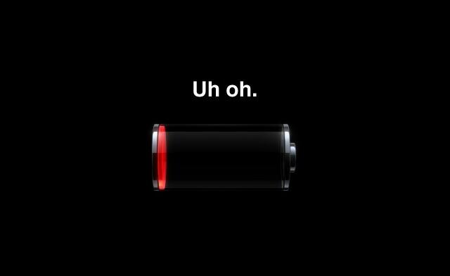 Ahorro de bateria
