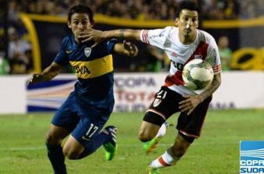 River Boca Copa Sudamericana