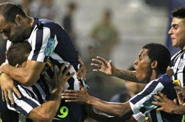 Final Clausura Alianza Lima Sporting Cristal