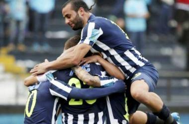 Alianza Lima temporada 2015