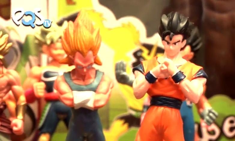Goku, Dragon Ball, Navidad 2014, regalos navidad