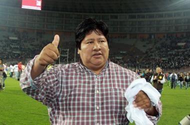 Edwin Oviedo nuevo presidente FPF