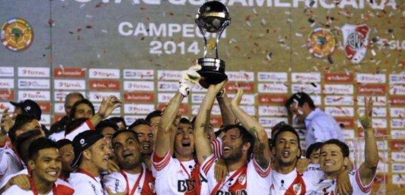 Últimos campeones Copa Sudamericana