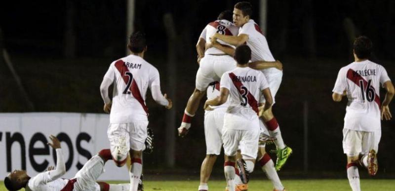 sub 20: Perú vs Bolivia