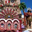 Semana Santa de Moche y Altar de Espejos