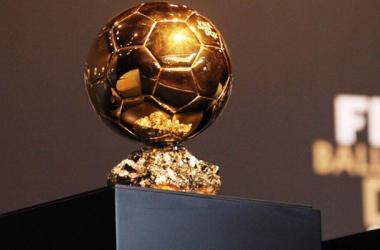 Ganadores del Balón de Oro