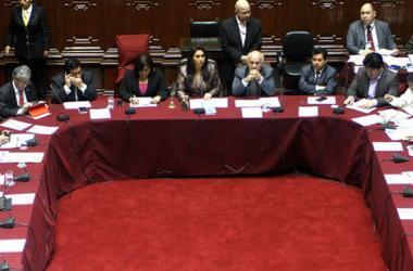 Qué es la Comisión Permanente del Congreso