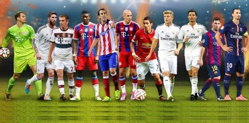Equipo ideal de la FIFA