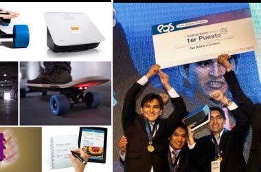 Gadgets emprendedores modernos