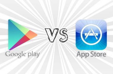 Google tuvo más apps en el 2014 que Apple