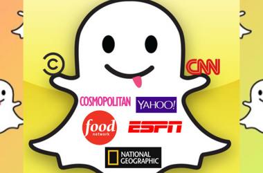 Discover de Snapchat