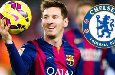 Oferta del chelsea por Messi