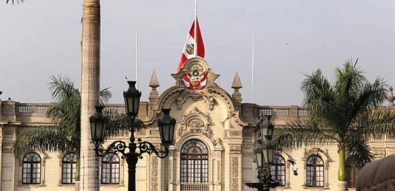 Poderes del Estado Perú