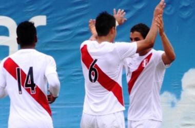 Equipo Perú sub 20