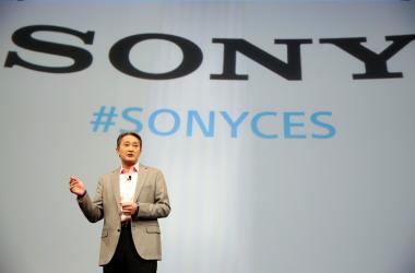 Sony en la ces 2015