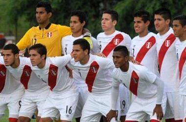 Sub 20 Perú vs Paraguay
