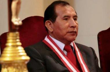 Perfil Victor Ticona, presidente Poder Judicial