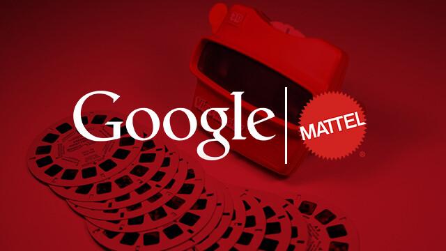 Google y Mattel 13 febrero