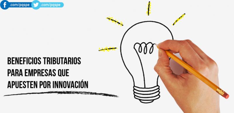 beneficios tributarios para la innovación en el Perú