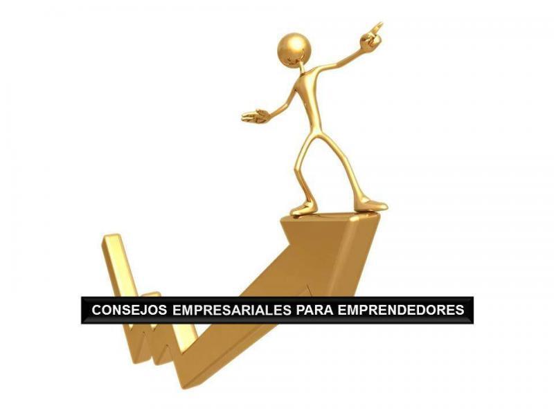 Consejos empresariales para emprendedores