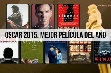 Oscar 2015, nominados