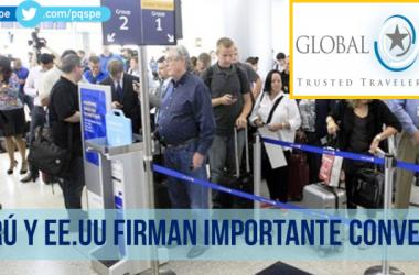 Perú global entry