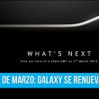 Samsung s6 lanzamiento
