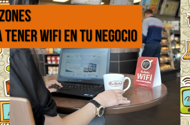 wifi en restaurante