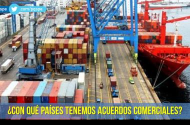 acuerdos comerciales Perú