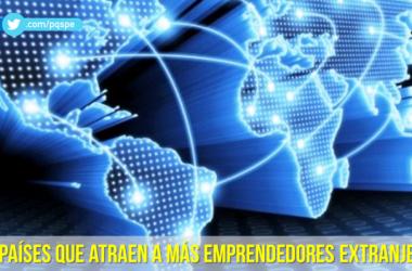 países que atraen emprendimientos