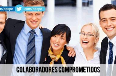 colaboradores, éxito, empresa