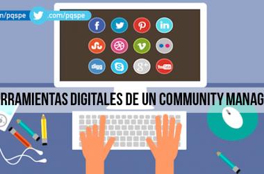 Community Manager, herramientas digitales