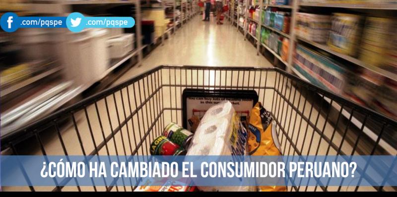 hábitos consumidor peruano