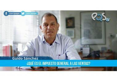 Empresas, IGV, impuestos, Impuesto General a las Ventas, Guido Sanchez