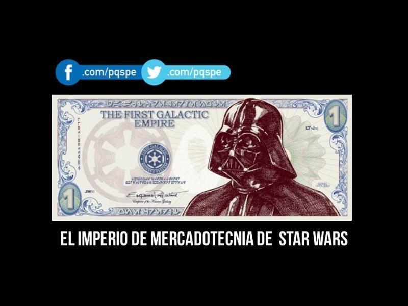 empresas, marketing, marca, Star Wars, mercadotecnia