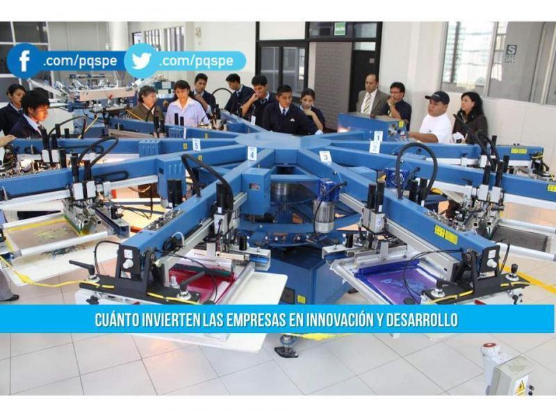 Empresas, innovacion, Procude, investigacion, desarrollo, Piero Ghezzi