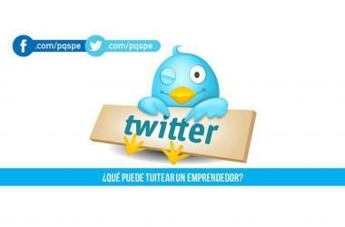 emprendedores, empresas, redes sociales, twitter, peruanos twitter