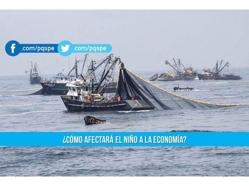 El Niño, Fenomeno El Niño, pesca, agricultura, economia, Alfonso Segura, Julio Velarde, MEF