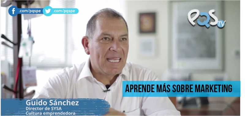 marketing, conceptos, investigación, estudio, Guido Sánchez