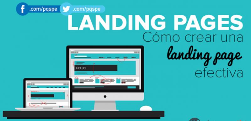 pagina de aterrizaje, landing page, diseño web, herramientas