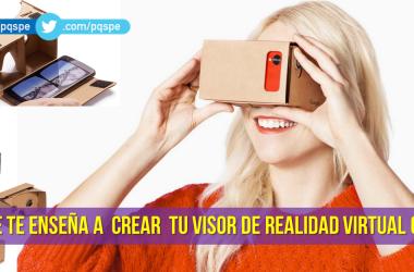 realidad virtual, google