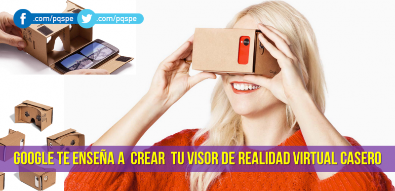 realidad virtual, google