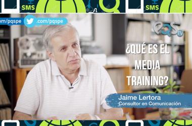 media training, Jaime Lértora