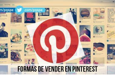 Pinterest, ventas, red social